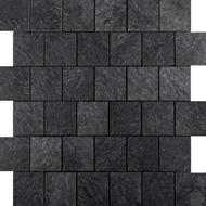 Mosaïque pierre noire (A11)