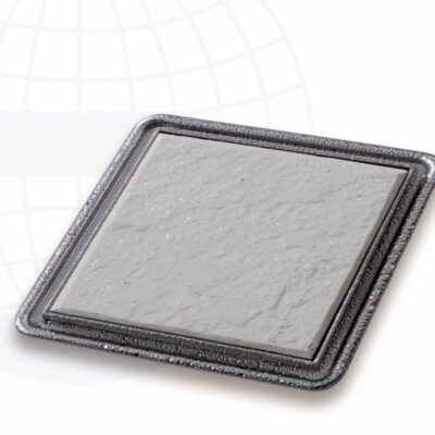 Kit d'imperméabilisation avec grille inox CERAMIC