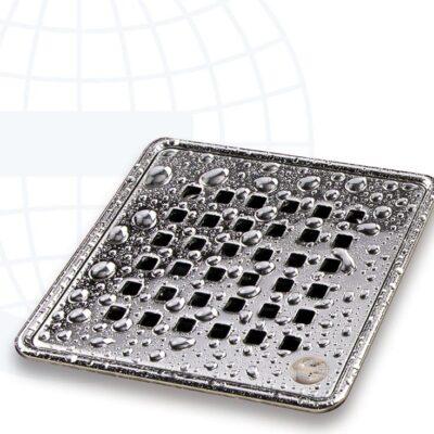 Kit d'imperméabilisation avec grille inox PREMIUM