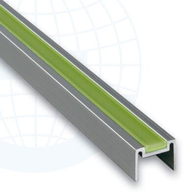 Listel photolumineux aluminium - 250A